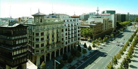 Centro de Negocios en Zaragoza Vista